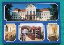 Magyarország,Gödöllői Királyi Kastély,postatiszta képeslap(3)