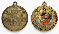 Az 1896. október 28-i nagyszombati képviselőválasztás emlékeűl /SVK/