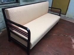 Felújított art deco/bauhaus kanapé
