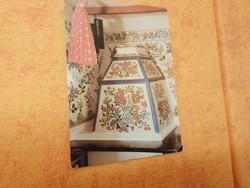 Kalocsa, postatiszta, régi képeslap.