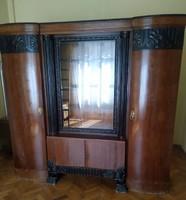 Antik szekrény 1900-ba készült