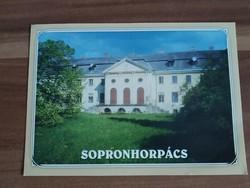 Sopronhorpács, Széchenyi kastély