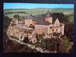 Schloss Waldeck Burg Hotel Postatiszta Képeslap