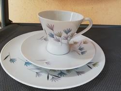 Rosenthal porcelán reggeliző szett 3 részes