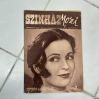 Régi Színház Mozi Újság 1949.Szeptember 7.