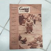 Régi Családi Lap újság 1949.Október.