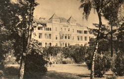 Ba 132 Körkép a Balaton vidékről a XX.század közepén .Balatonfüred Szívkórház