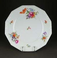 1E854 Régi nagyméretű Rosenthal porcelán tál 32 cm