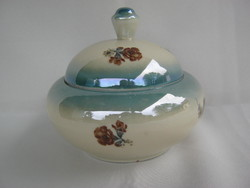 Drasche porcelán bonbonier cukortartó
