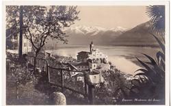 Svájc képeslap 1930