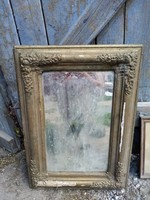 Antik tükör.