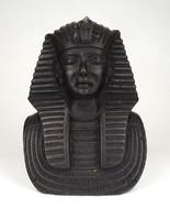 1E860 Tutanhamon halotti maszk egyiptomi fáraó fej 14.5 cm