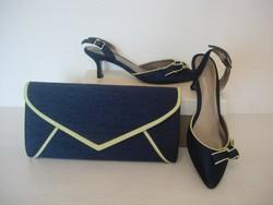 Jacques Vert női luxus szandál / magas sarkú eladó 40 -s !