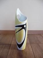 Zsolnay Török János modern váza