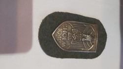 2. Világháborús SS katonai jelzés  1942- ből 36000 ft ért  eladó