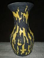Király retro kerámia váza