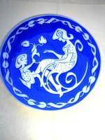 Royal Copenhágen porcelán  falitányér 15 cm