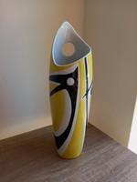 Zsolnay porcelán török jános váza