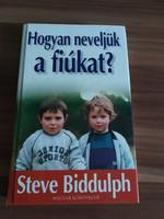 Steve Biddulph: Hogyan neveljük a fiúkat? 2002