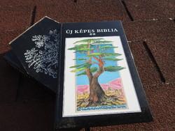 ÚJ KÉPES BIBLIA I. - III. kötet díszdobozban