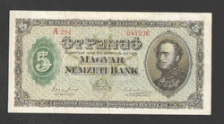 5 pengő 1926.  EF!!  GYÖNYÖRŰ!!