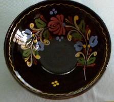 Sárospataki mázas tányér
