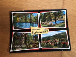 Badenweiler  képeslap