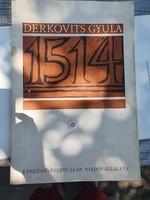 Derkovits Gyula - 1514 Dózsa sorozat