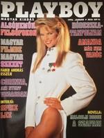 Playboy magyar kiadás IV. évf. 1. szám 1992 január