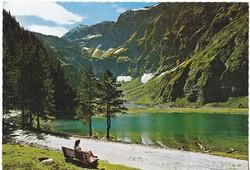Ausztria / Land Salzburg / képeslap
