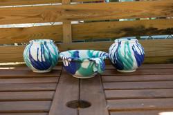 Gmundner osztrák porcelán készlet