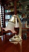Antik asztali lámpa restaurálva gyűjteményből
