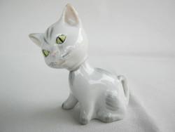 Aquincumi porcelán cica macska