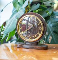 Óragyár asztali óra - vintage óra
