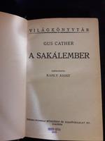 Gus Cather: A sakálember