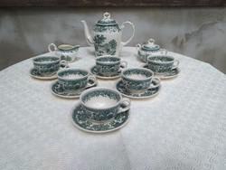 Villeroy & Boch 6 személyes teás,kávés készlet