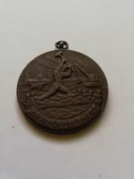 Árvízvédelemért bronzérme