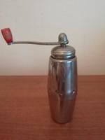 Retro fém kávé daráló