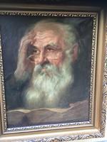 Udvary Dezső  : A tudós rabbi