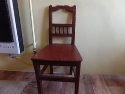 Régi ónémet szék