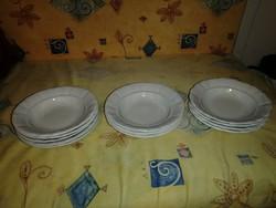 Zsolnay tányérok