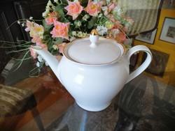 Kahla fehér teáskanna