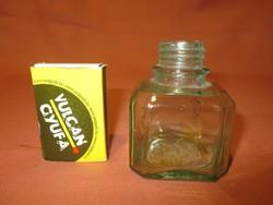 Régi tintatartó üveg, tintásüveg