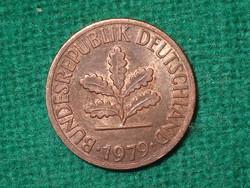 1 Pfennig 1979 !