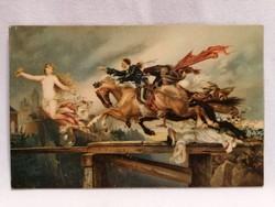 Rudolf Henneberg régi képeslap