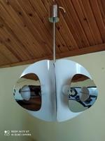 Retro space age chandelier,