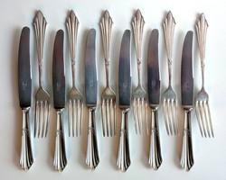WMF Facher előétel evőeszköz, kés-villa 12 db