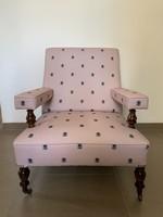 Egyedi designer nagy kényelmes fotel