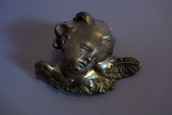 Faragot antik barokk angyal 1700-as évek