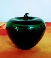 Muranoi üveg alma /papírnehezék